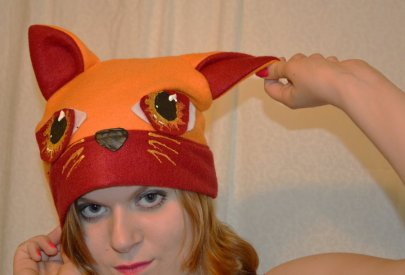 fiery_fox_hat_by_mylifeline-d4vknny