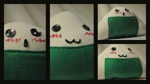plushies collage